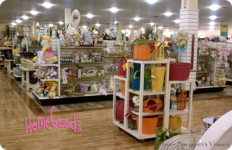 A Visit To Homegoods And Decorating With A Beachy Theme Ann Margaret 39 S Visions: home decor home goods